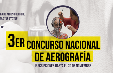 Resultados 3er Concurso Nacional de Aerografía