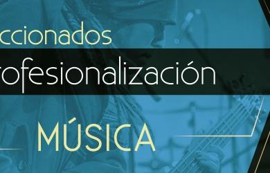 Seleccionados Licenciatura en Música Convenio UDEA-AAG