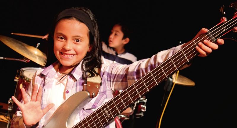 Curso Música Infantil y Juvenil