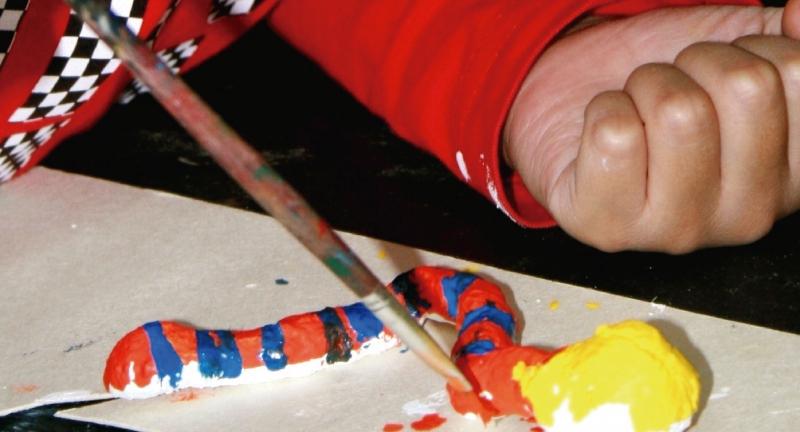 Curso Pintura Infantil y Juvenil