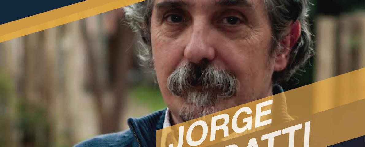 Jorge Dubatti en Bogotá